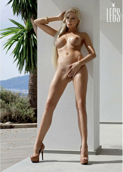 Playboy'dan bacak şov !... galerisi resim 1