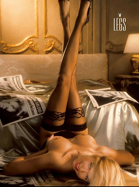 Playboy'dan bacak şov !... galerisi resim 8