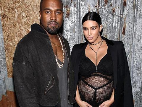 Kim Kardashian... HAMİLE TRANSPARANI! galerisi resim 1