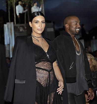 Kim Kardashian... HAMİLE TRANSPARANI! galerisi resim 11