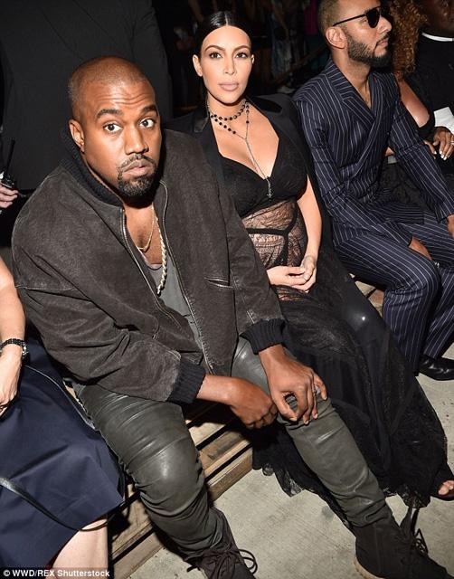 Kim Kardashian... HAMİLE TRANSPARANI! galerisi resim 12