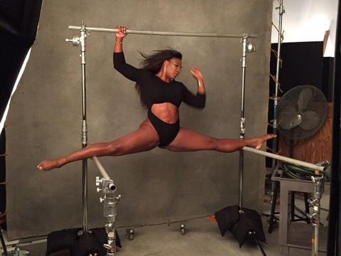 Serena Williams... PİRELLİ KIZI OLACAK! galerisi resim 1