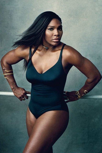 Serena Williams... PİRELLİ KIZI OLACAK! galerisi resim 4