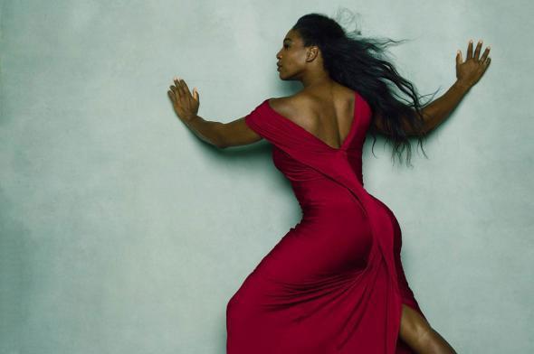 Serena Williams... PİRELLİ KIZI OLACAK! galerisi resim 8