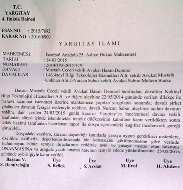 Mustafa Ceceli açtığı davayı kaybetti... galerisi resim 9