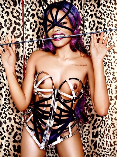 Azealia Banks…SEKSİ RAPÇİDEN SÜT BANYOSU!... galerisi resim 3