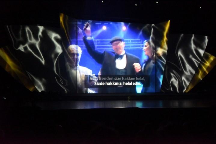 """""""3. Taksiciler Ödül Töreni""""'nde, """"Türkiye'nin Enleri"""" seçildi. galerisi resim 1"""