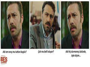 ''FARKLI ROLLERİN ADAMI AHMET KAYNAK''
