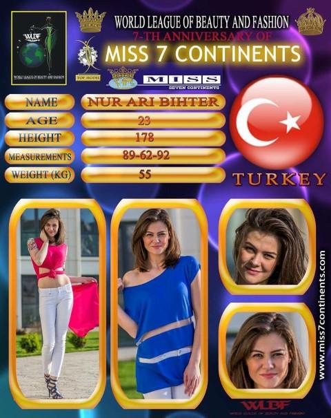 Nur Arı Bihter… TÜRKİYE'Yİ TEMSİL EDECEK!.. galerisi resim 6