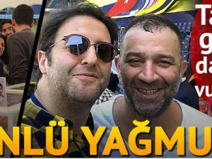 ÜNLÜLER FENERBAHÇE'YE SAHİP ÇIKTI!..