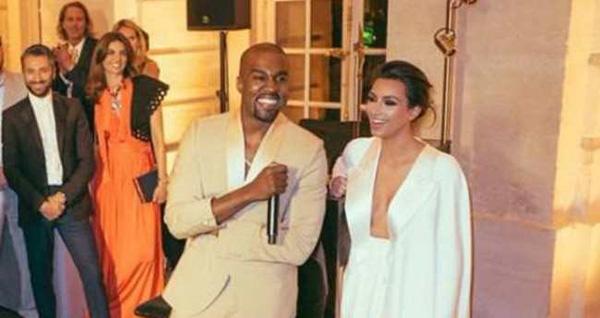 Kim Kardashian... EVLİLİK YILDÖNÜMÜNDE ÖZEL RESİMLER! galerisi resim 3