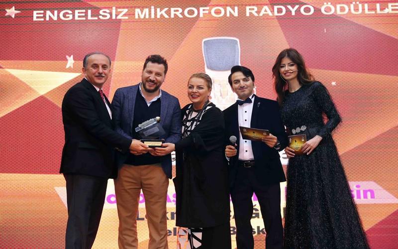 Engelsiz Mikrofon Radyo Ödülleri... SAHİPLERİNİ BULDU!.. galerisi resim 1