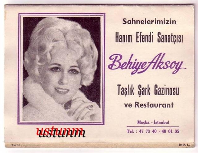 BEHİYE AKSOY'U KAYBETTİK! galerisi resim 5