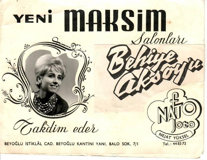 BEHİYE AKSOY'U KAYBETTİK! galerisi resim 8