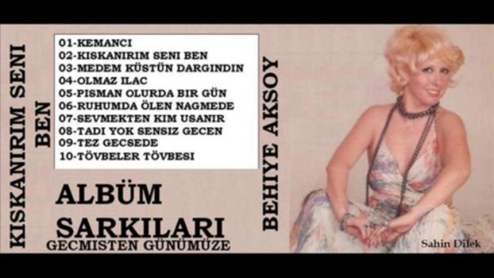 BEHİYE AKSOY'U KAYBETTİK! galerisi resim 9