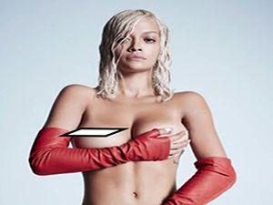 Rita Ora...O, BUNU HEP YAPIYOR!