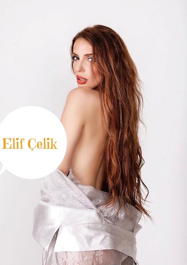 Elif Çelik...Ruhun Seksi Olmalı! galerisi resim 1