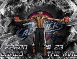Lebron James..İŞTE NBA'NIN EN İYİ OYUNCUSU!...