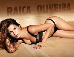 Raica Oliveira...BREZİLYA'NIN YENİ GİSELLE'İ!...
