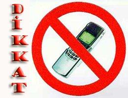 Cep Telefonu kullanıcıları mutlaka okuyun... BU NUMARALARI SAKIN ARAMAYIN !