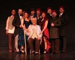 "İ.B.B. Şehir Tiyatroları'nın Yeni Oyunu... ""İSTANBUL HATIRASI!"""