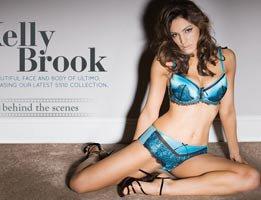 Kelly Brook...EN SEKSİ KADIN ÇIPLAK!....