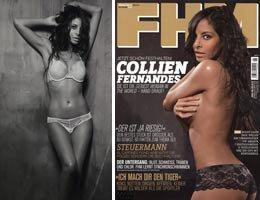 Collien Fernandes...FHM'İN EN SEKSİ KADINI!...