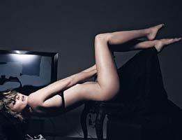Heidi Klum...SOYUNMAYI ÇOK SEVİYOR!...