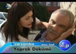 """""""Yaprak Dökümü""""... SEZON FİNALİ, ŞEVKET HAPSE GİRİYOR!"""