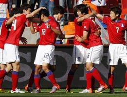 G.KORE-YUNANİSTAN 2-0 GOLLER!...