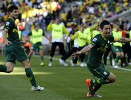 CEZAYİR-SLOVENYA 0-1 GOL!...