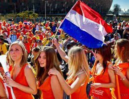HOLLANDA-DANİMARKA 2-0 GOLLER!...