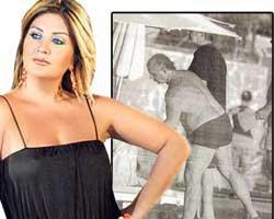 Sibel Can... YAŞAR NURİ ÖZTÜRK'Ü YALANLAYAN FOTOĞRAF!