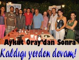 """""""Harbi Define"""" Aykut Oray'ın tamamlayamadığı filmiydi.. KALDIĞI YERDEN DEVAM.."""
