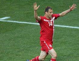 ALMANYA-SIRBİSTAN 0-1 GOL!...