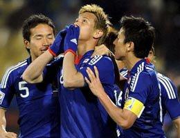 JAPONYA-DANİMARKA 3-1 GOLLER !...