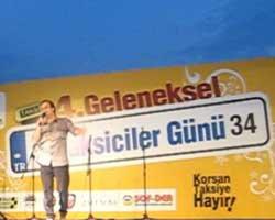 Cemal Bilge... GÜLGÜN FEYMAN'A ŞARKI İTHAF ETTİ!