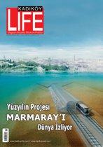 Kadıköy Life Dergisi Kasım-Aralık sayısı yayınlandı...ANADOLU YAKASINDA NELER OLUYOR?