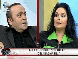 """Ali Eyüboğlu-Songül Ülkü... """"SENİNLE YATMADIĞIM İÇİN BÖYLE KONUŞUYORSUN.."""""""