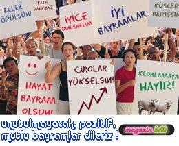 BAYRAM GELDİ, HOŞGELDİ !...
