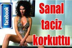 Nilay Dorsa... FACEBOOK'TAN KAÇTI...
