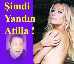 Tuğba Ünsal... ATİLLA TAŞ'A 500 BİN DOLAR'LIK DAVA AÇIYOR!..