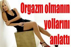 """Helin Avşar'dan kadınlara nasihat... """"YATAKTA KONTROLLÜ OLMAYI BIRAKIN""""..."""