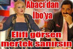Muazzez Abacı-İbrahim Tatlıses... EKRANDA FENA KAPIŞTILAR!..