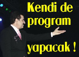 İbrahim Tatlıses... TATLISES TV'Yİ HABER KANALI YAPACAK...
