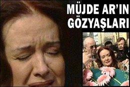 AYSEL GÜREL SON YOLCULUĞUNA UĞURLANDI!