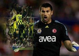 Türk Futbol Tarihi'nde bir ilk... FENERBAHÇE ÇEYREK FİNALDE!..(Fotoğraflı-Videolu anlatım)
