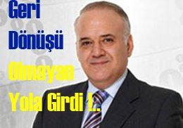Ahmet Çakar Geri dönüşü olmayan bir yola girdi!.. İŞTE BİKİNİLİ RESMİ?