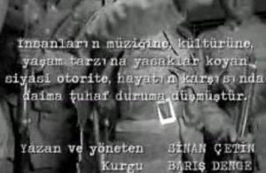 SİNAN ÇETİN'DEN MÜTHİŞ BİR SANSÜR KARA MİZAHI!..