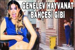 """İpek Tuzcuoğlu... """"BİZZAT GENELEVE GİTTİM..."""""""